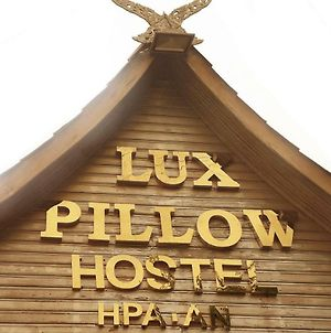 Lux Pillow Hostel Hpa An photos Exterior