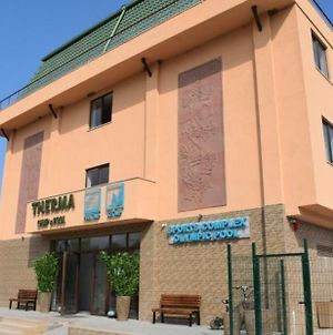 Therma Camp And Pool In Therma Village photos Exterior
