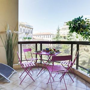 Le Grand Hotel -F2, Face Vieux- Nice, Terrasse, Ascenseur, Climatisation, Terrace - Nice City Center photos Exterior