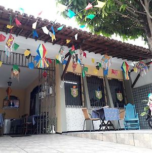 Candeeiro Hostel E Cafe photos Exterior