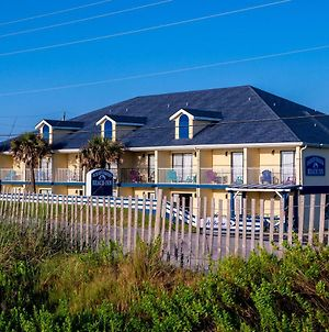 Ocean Sands Beach Inn By Hotel Masters - Private Beach On-Site - Smoke Free - Nightly Popcorn & Cookies - Ultra Sparkling Indoor Hotel With Private Balcony In All Rooms - 3 Miles To Historic District - Saltwater Mineral Pool Open Until 4Am photos Exterior