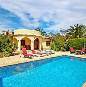 Mimosa - Pretty Holiday Property With Private Pool In Moraira photos Exterior