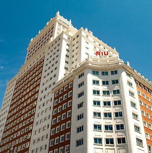 Riu Plaza Espana photos Exterior