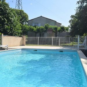 Large Holiday Home With Private Garden In Les Assions France photos Exterior