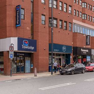 Travelodge Leeds Central Vicar Lane photos Exterior