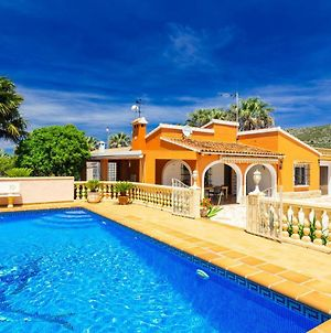 Muntanya La Sella Villa Sleeps 5 Pool Air Con Wifi photos Exterior