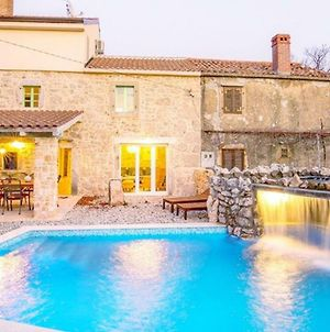 Luxury Villa With A Swimming Pool Garica, Krk - 17469 photos Exterior