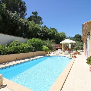 Cozy Holiday Home At Roquebrune-Sur-Argens With Pool photos Exterior