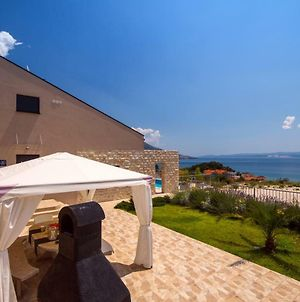 Villa Oslo - Luxury Place With Sea Views & Heated Pool, 300M Far From Sandy Beach photos Exterior