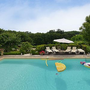 Cozy Holiday Home In La Foraªt-De-Tesse With Private Pool photos Exterior