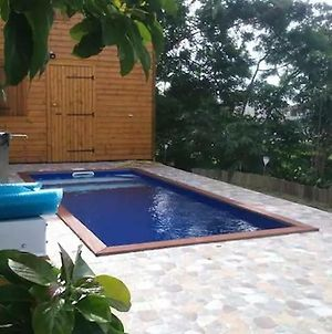 Villa With 3 Bedrooms In Sainte Anne With Private Pool Enclosed Garden And Wifi 3 Km From The Beach photos Exterior