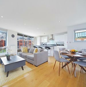 2 Bed Executive Penthouse Near Liverpool Street Free Wifi By City Stay London photos Exterior