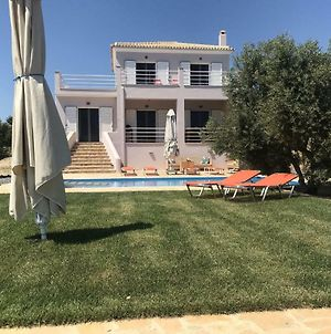 Modern Villa In Kamaria Peloponnese With Swimming Pool photos Exterior