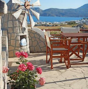 Christos Rooms Milos photos Exterior