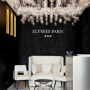 Hotel Elysees Paris photos Exterior