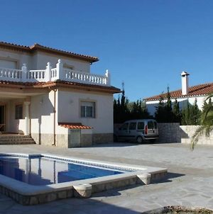 Villa With 4 Bedrooms In Mont-Roig Del Camp, With Private Pool And Furnished Terrace - 200 M From Th photos Exterior