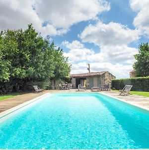 Attractive Holiday Home With Private Swimming Pool And Pool House In The Vendee photos Exterior