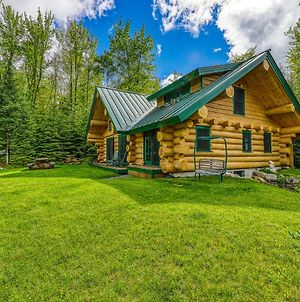 Eaglet Log Home photos Exterior