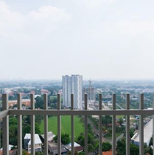 Highest Value Studio Room At Bintaro Icon Apartment By Travelio photos Exterior
