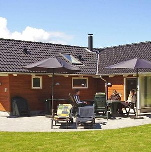 Five-Bedroom Holiday Home In Glesborg 2 photos Exterior