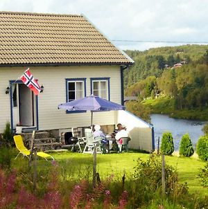 Two-Bedroom Holiday Home In Lyngdal 2 photos Exterior