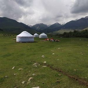Yurt Camp Jannat In Kyrchyn photos Exterior