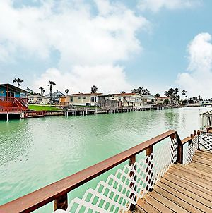 New Listing! Waterfront Home On Channel W/ 2 Pools Cottage photos Exterior
