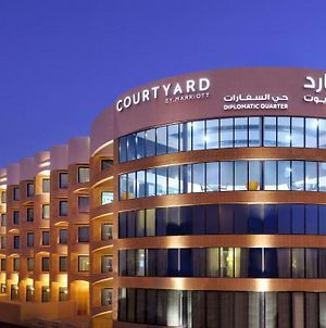Courtyard Riyadh Diplomatic Quarter photos Exterior