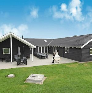 Nine-Bedroom Holiday Home In Idestrup 3 photos Exterior