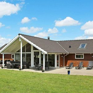 Five-Bedroom Holiday Home In Idestrup 3 photos Exterior