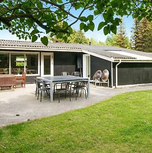 Four Bedroom Holiday Home In Orsted 1 photos Exterior