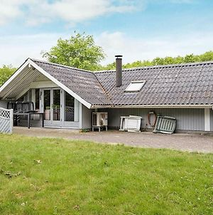 Three-Bedroom Holiday Home In Toftlund 39 photos Exterior