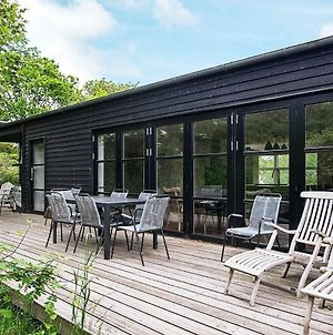 Four Bedroom Holiday Home In Ebeltoft 22 photos Exterior