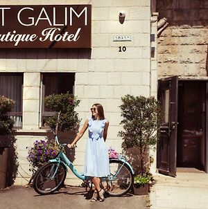 Bat Galim Boutique Hotel photos Exterior