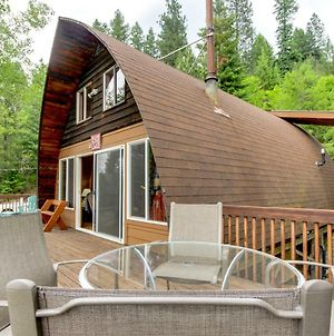 Cozy Hayden Idaho Lake Cabin photos Exterior