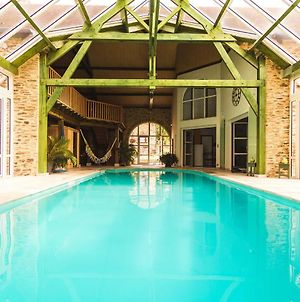 Chic Holiday Home In Segur-Le-Chateau With Swimming Pool photos Exterior