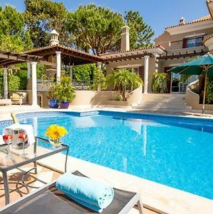 Quinta Do Lago Villa Sleeps 13 Pool Air Con Wifi photos Exterior