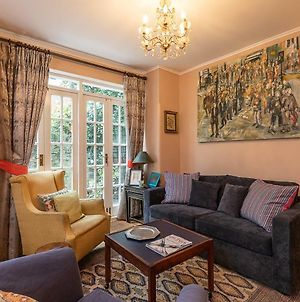 Elegant 2Br Flat With Garden, Close To Battersea Park photos Exterior