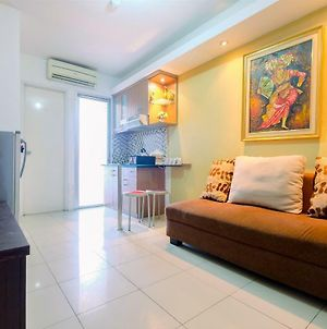 Contemporary 2Br At Green Palace Kalibata Apartment By Travelio photos Exterior