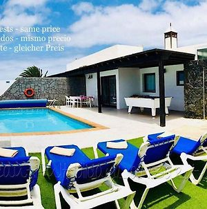 Villa Neptuno With Private Pool, Sea View, Sat-Tv & Free Wifi photos Exterior
