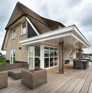 Beautiful Villa With Sauna And Sun Shower At The Tjeukemeer photos Exterior