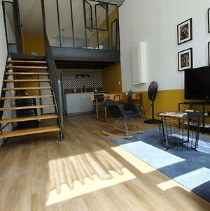 Superb Renovated And Quiet Loft For 4-Tram Ce-City Center #L6 photos Exterior