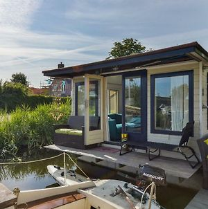 Cosy Houseboat Westeinder photos Exterior