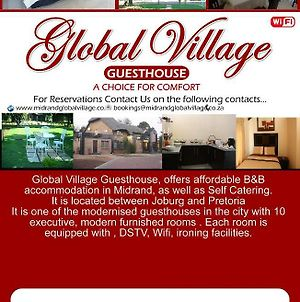 Global Village Guesthouse Midrand photos Exterior