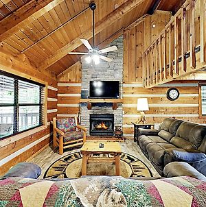New Listing! Large Home With Valley Views & Hot Tub Cabin photos Exterior