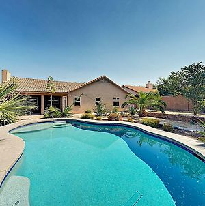 New Listing! Big Outdoor Oasis W/ Pool & Fire Pit Home photos Exterior