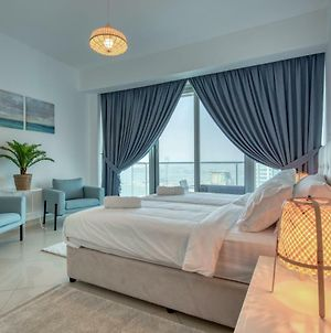 R&H - 2Br, Dubai Marina, Stunning Views Of Sea, Palm From All The Rooms photos Exterior