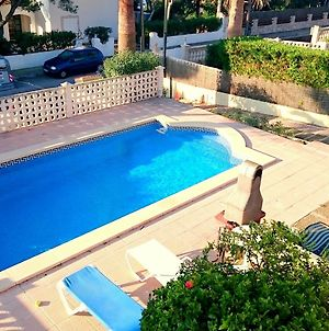 Classic 3-Bedroom Chalet On Sunny Mallorca With A Pool Access, Terrace photos Exterior