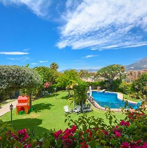 Villa With 6 Bedrooms In Marbella, With Wonderful Sea View, Private Po photos Exterior