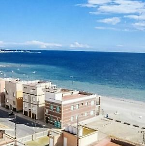 Sunny, 3-Bedroom Apartment In Santa Pola With A Terrace And Sea Views - 10M F... photos Exterior
